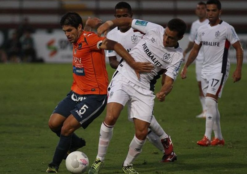 ​Universidad César Vallejo vs Universidad San Martín en vivo por el Clausura