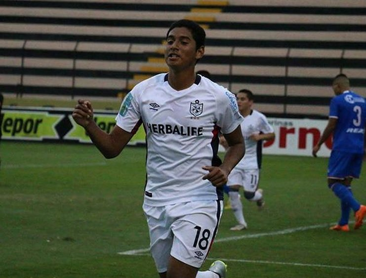 ​Universidad San Martín: Germán Carty espera con ansias su debut [FOTO]