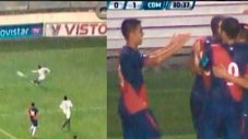 Universitario: Blooper de Josimar Vargas da ventaja a Deportivo Municipal [VIDEO]