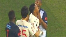 Universitario vs Alianza Lima: Bronca entre Balbín y Guizasola [VIDEO]