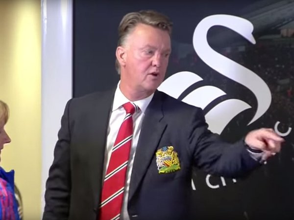 Louis Van Gaal. Foto: El Captura