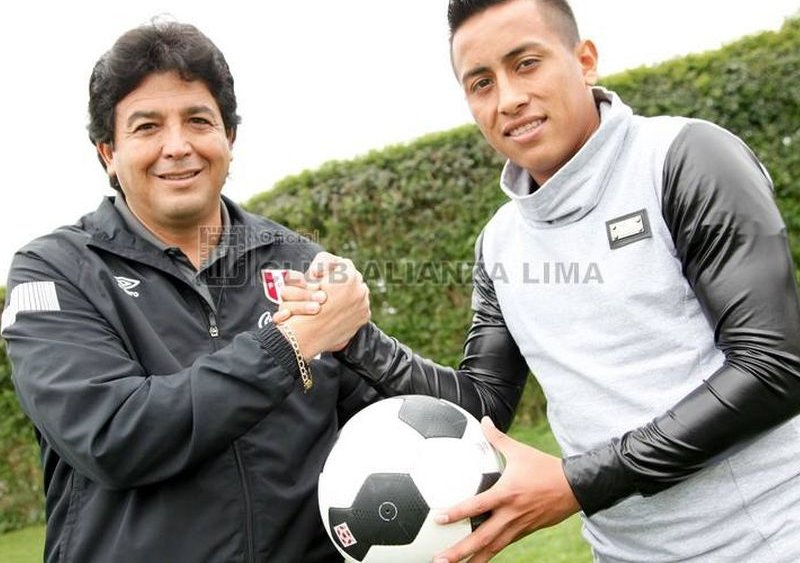 Víctor Rivera y Christian Cueva tuvieron emotivo encuentro [FOTOS+VIDEO]