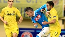 Villareal venció 1-0 a Napoli por Europa League [VIDEO]