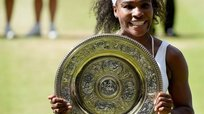 Wimbledon: Serena Williams campeona por sexta vez [VIDEO]