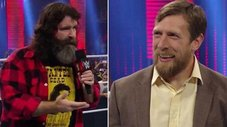 ​WWE: Mick Foley y Daniel Bryan retonan a Raw y SmackDown [VIDEO]