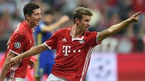 ​FINAL: Bayern Munich 5-0 Rostov por la Champions League