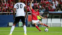 FINAL: Benfica 1-1 Besiktas por Champions League