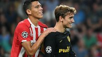 FINAL: PSV 0-1 Atlético de Madrid por la Champions League