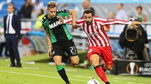 ​Europa League: Athletic Bilbao fue goleado por el Sassuolo [VIDEO]
