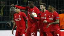 Liverpool visita al Derby Conty por la Capital One Cup