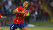 ​Perú vs Chile: Alexis Sánchez marca golazo a poco del choque [VIDEO]