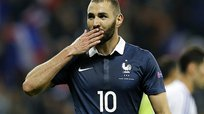 Karim Benzema sigue borrado para Deschamps