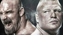 WWE: Confirman pelea entre Bill Goldberg y Brock Lesnar [VIDEO]