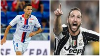 Olympique de Lyon vs. Junvetus EN VIVO ON LINE por la Champions League