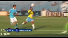 Sporting Cristal: Wilmer Aguirre humilló a celestes [VIDEO]