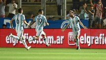 FINAL: Argentina 3-0 Colombia por las Eliminatorias Rusia 2018