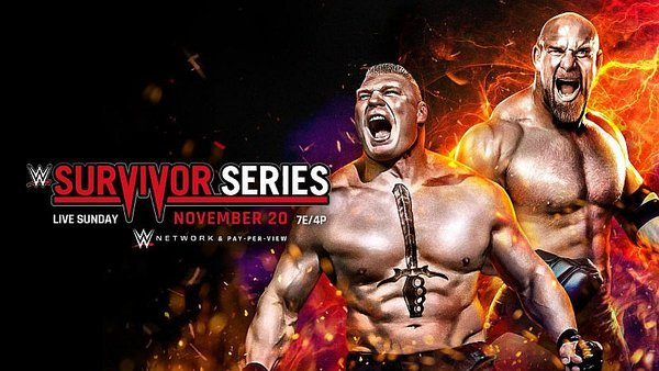 ​WWE: Bill Goldberg vs Brock Lesnar y la cartelera de Survivor Series / Foto: twitter