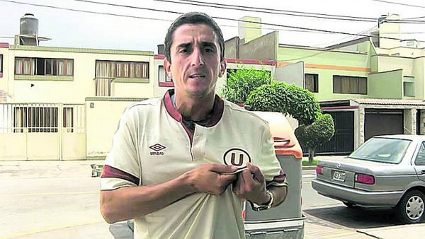 Universitario de Deportes: Paolo Maldonado calienta el Play Off