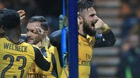Arsenal sigue con vida en la Copa FA gracias a Giroud [VIDEO]
