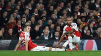 Premier League: Arsenal pierde a Ramsey por tres semanas