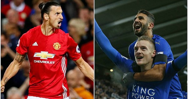 Image Result For Leicester City X Manchester United En Vivo Facebook
