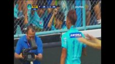 Sporting Cristal: Ray Sandoval puso el 2-0 parcial [VIDEO]