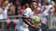 Christian Cueva anotó con el Sao Paulo [VIDEO]