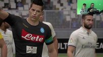 Napoli vs Real Madrid: Previa de Champions League en FIFA 17 [VIDEO]