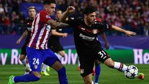 Atlético Madrid avanzó a cuartos de final de la Champions League