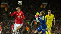 Manchester United vence a Rostov y pasa a cuartos de la Europa League (VIDEO)