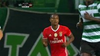 Con André Carrillo: Benfica empató 1-1 con Sporting Lisboa [VIDEO]