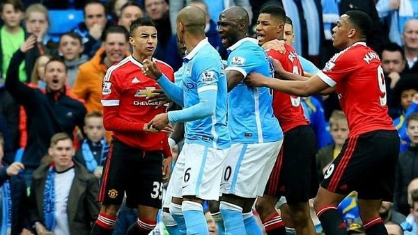 Manchester City vs. Manchester United EN VIVO ONLINE por Premier League / Foto. twitter