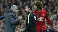 Manchester United: Fellaini fue suspendido 3 partidos [VIDEO]