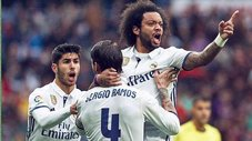 Real Madrid vence 2-1 a Valencia con gol de Marcelo en el final [VIDEO]