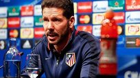 Champions League: Simeone calienta la previa del Real Madrid vs. Atlético