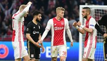 Ajax destrozó 4-1 a Lyon en la Europa League