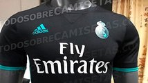 Real Madrid: se filtra la posible camiseta alterna