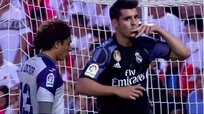 Real Madrid: Morata anota 'doblete' ante el Granada [VIDEO]