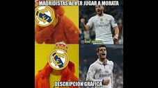 Mira los divertidos memes de la previa del Real Madrid vs. Atlético Madrid