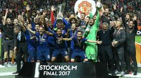 Man. United 2-0 Ajax EN VIVO por Europa League