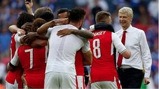 Arsenal campeón de la FA Cup [FOTOS Y VIDEO]