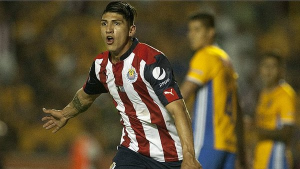 Chivas 1-0 Tigres: Alan Pulido anota un golazo en la final [VIDEO]