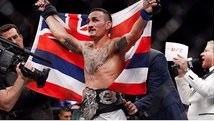 UFC 212: Max Holloway venció a José Aldo por knockout [VIDEO]