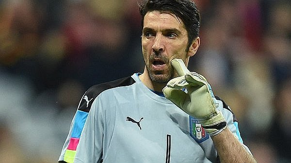 Gianluigi Buffon tras incidente en Turín: