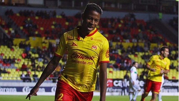 Andy Polo anota gol en la victoria de Monarcas Morelia [VIDEO]