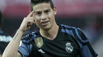 Real Madrid: James Rodríguez y su emotiva despedida [VIDEO]