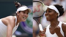 Wimbledon 2017: Garbiñe Muguruza y Venus Williams a la final del torneo