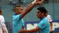 Sporting Cristal: Ray Sandoval abrió el marcador ante UTC [VIDEO]
