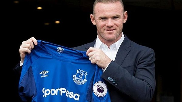 Wayne Rooney y su primer golazo en su vuelta al Everton [VIDEO]