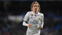 Real Madrid: Luka Modric heredó la '10' de James Rodríguez